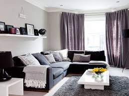 Purple Living Room Curtains Light Grey And Purple Living Room Yes Yes Go