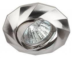 <b>Встраиваемый светильник ЭРА</b> KL65А SN купить в ...