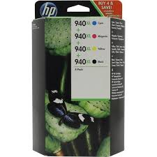 Оригинальный <b>картридж HP</b> 4-Pack C4906AE (№<b>940XL</b> ...