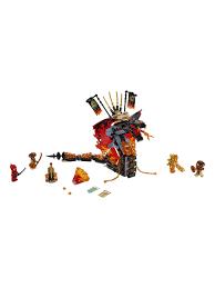 <b>Конструктор LEGO NINJAGO 70674</b> Огненный кинжал LEGO ...