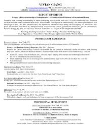 how to write an excellent resume business insider of my resume vivian giang resume