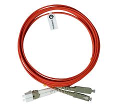 Digisol Channel SCS <b>Patch Cord</b>, <b>MM</b>(OM2)(50), <b>Duplex LC</b>-<b>SC</b>, PC ...