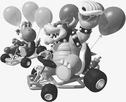 <b>Mario Kart 64</b>