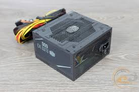 Обзор <b>блока питания Cooler Master</b> Elite V3 230V 600W ...
