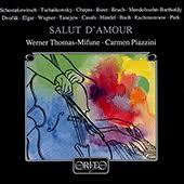 <b>Cello</b> and Piano Arrangements - <b>BRUCH</b>, M. / <b>DVOŘÁK</b>, A ...