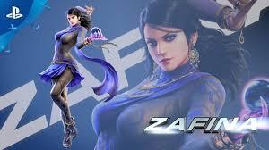 <b>Tekken 7</b> - Zafina Launch Trailer | PS4 - YouTube