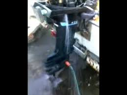 mercury 402 40hp outboard new stator and water pump