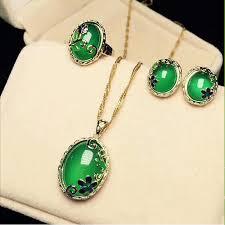 <b>Yu Xin Yuan Fine</b> jewelry cloisonne green jade jewelry ring of ...