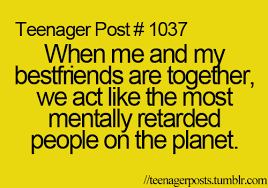 Teenager Post Quotes About Friends. QuotesGram