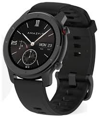 Умные часы Amazfit <b>GTR 42 mm</b> aluminium case, silicone strap ...