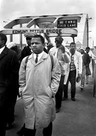 Image result for edmund pettus bridge march 7 1965