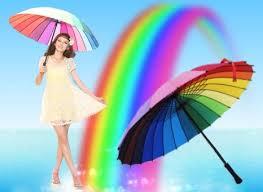 <b>Зонт</b>-<b>трость Радуга</b> 24 цвета купить дешево в Москве