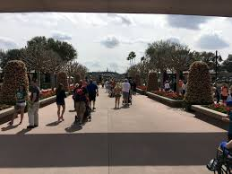epcot international flower and garden festival in full bloom two of the more fun and newer areas have to be the urban farm eats outdoor kitchen and display a full aquaponics dining area display and the music