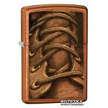ROZETKA | <b>Зажигалка Zippo</b> Boot <b>Laces</b> (28672). Цена, купить ...