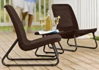 <b>Комплект мебели Keter</b> Rio Patio коричневый, цена - купить в ...