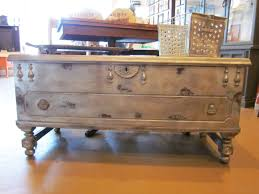 room vintage chest coffee table: large trunk coffee table old vintage