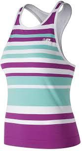 New Balance-Women`s <b>Tournament Seamless</b> Tennis <b>Tank</b> ...