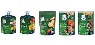 Renowned <b>Baby</b> Food Brand Gerber Showcased <b>Organic</b> Range at ...