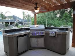 size outdoor kitchen plans minimalist