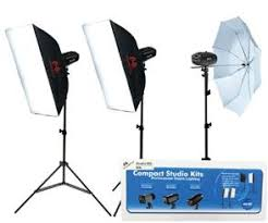 <b>Falcon Eyes Studio</b> Flash Set SSK-3200D with Bag with Trigger set