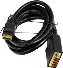 Купить <b>Hama</b> DisplayPort-<b>DVI 1.8м</b> (H-54593) black в Москве: цена ...