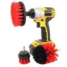 <b>Gocomma Electric Drill</b> Brush Head Red Brushes Sale, Price ...