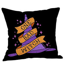 Buy DZT1968 Appy <b>Halloween</b> Pillow Cases Linen Sofa Cushion ...