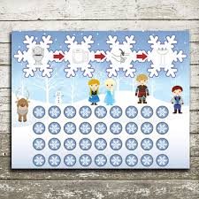disney frozen potty training chart instant pdf 128270zoom