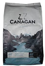 <b>Canagan Grain Free</b> Scottish Salmon Dog F- Buy Online in ...
