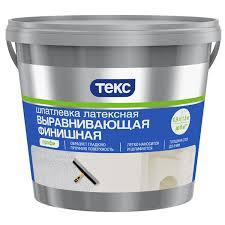 <b>Шпаклевка</b> финишная латексная <b>ТЕКС</b> Профи белая 1,5 кг купить ...