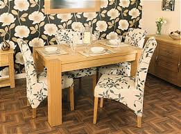 aston oak dining table 4 seater by baumhaus baumhaus aston oak hidden