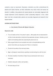Case Presentation of Bipolar Affective Disorder  Current Episode