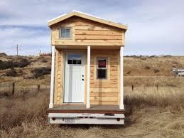The McG Tiny House   Staircase Loft  Photos  Video and PlansHumble Homes Customer Build of the McG Loft