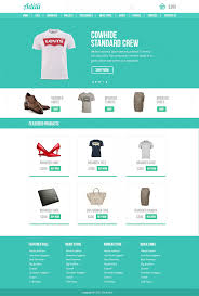 premium and psd website templates premium ecommerce website template psd for