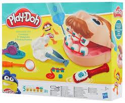 <b>Масса для лепки</b> Play-Doh Мистер Зубастик (B5520) — купить по ...