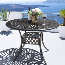Outdoor <b>Bistro Tables</b> - Patio Tables - The Home Depot
