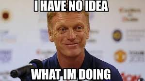 David Moyes memes spread across internet after his horror debut ... via Relatably.com