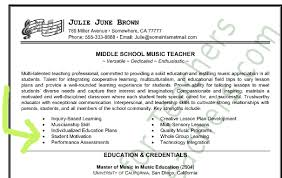 huge mistakes to avoid in your teacher resume   candace alstad    click to review the music teacher resume sample