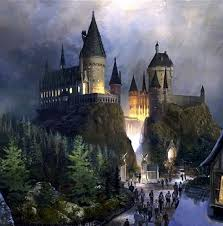 Bilderesultat for hogwarts location
