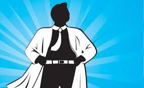<b>I</b>'m a veterinarian—<b>not</b> a <b>superhero</b>