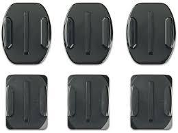 <b>GoPro Flat</b> + Curved Adhesive Mounts, Black <b>крепление</b> для экшн ...