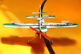 <b>Радиоуправляемый самолет Techone</b> Piaget-II EPP COMBO - TO ...