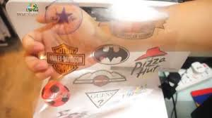 <b>Inkjet</b> PET transparent <b>self adhesive film</b> - YouTube