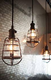 19 home lighting ideas 20 industrialpendant light blown pendant lights lighting september 15
