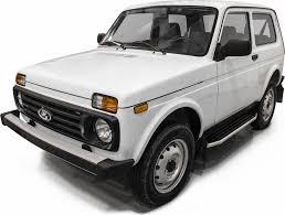 """<b>Пороги</b> алюминиевые """"<b>Premium</b>"""" <b>Rival для</b> Lada 4x4 2121 ..."""