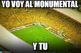 Yo Voy Al Monumental - Barce meme en Memegen via Relatably.com
