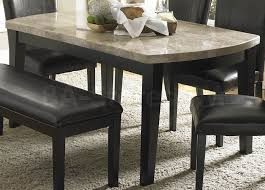 nagel industrial dining table faux