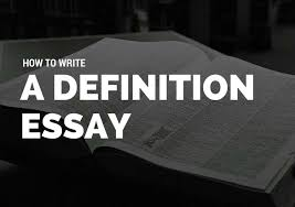 how to write a definition essay  examples  topics  outline   essayproessay writing   essaypro