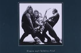 Celebrate 40 Years of <b>Van Halen's Women</b> And Children First