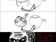 Plight Of The Tickled Rage Comic   WeKnowMemes via Relatably.com